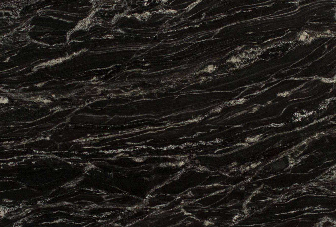 Granite - Black Forest (Close up)